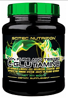 L-Glutamine Scitec Nutrition 300 грамм (глютамин)