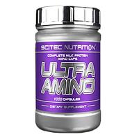 Комплекс аминокислот Scitec Nutrition - Ultra Amino (1000 капсул)