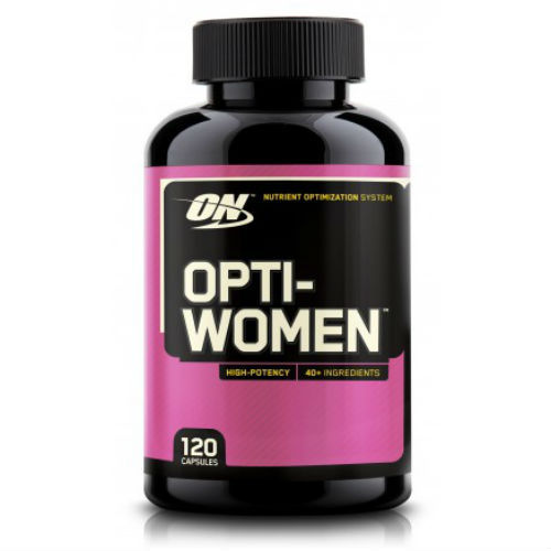 Комплекс витаминов Optimum Nutrition - Opti-Women (120 таблеток)