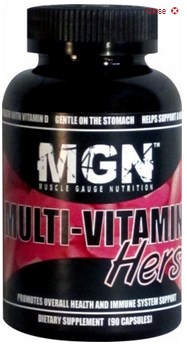 Multi-Vitamin Hers Complete Multivitamin MGN 90 caps.