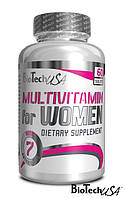 Multivitamin for Women (Women's Performance) BioTech USA 60 tabs.