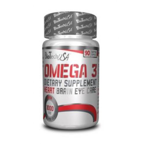 Омега BioTech - Omega 3 (90 капсул)