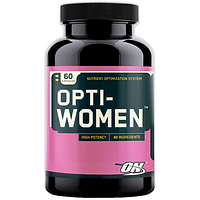 Opti-Women Optimum Nutrition 60 caps.