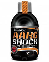 Аминокислота AAKG Shock Extreme Biotech USA 500 мл