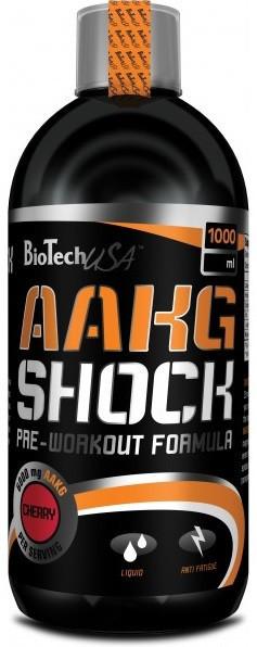 Аминокислота AAKG Shock Extreme BioTech USA 1000 мл