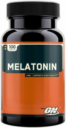 Мелатонин Optimum Nutrition - Melatonin 3 мг (100 таблеток)