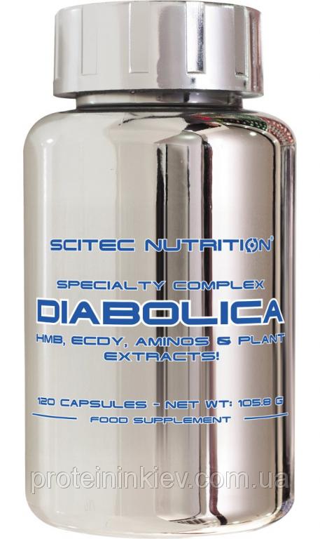 Diabolica Scitec Nutrition 120 caps.