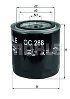 Фильтр масляный OC288 KNECHT/MAHLE