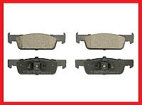 Тормозные колодки передние ROADHOUSE Dacia Logan 2, Renault Sandero 2, Clio 4, Twingo 3, Symbol 2/3