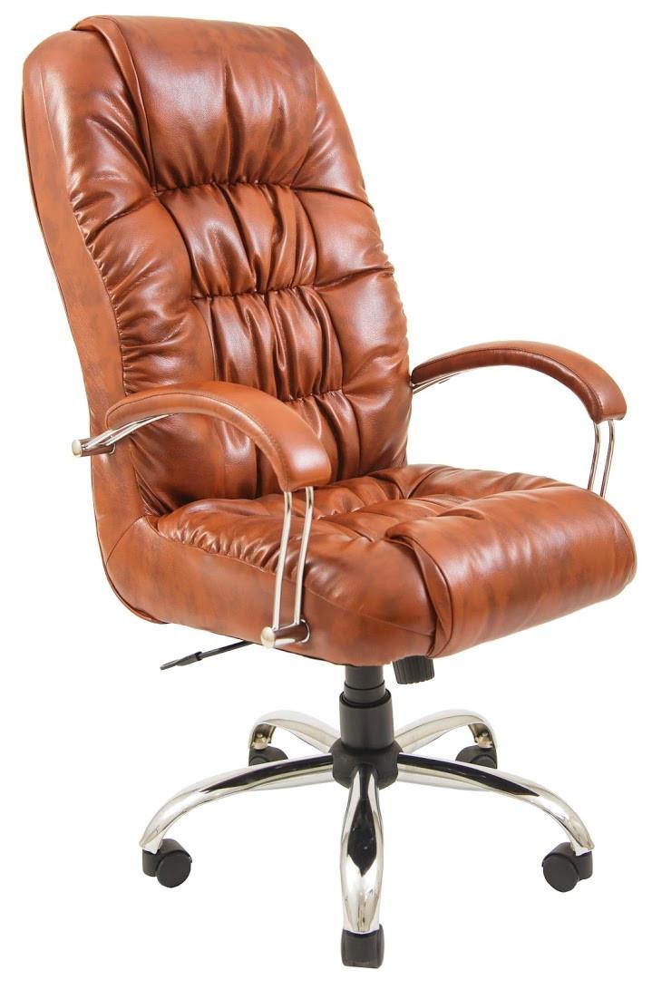 Компьютерное Кресло Ричард (Хром) 2кат