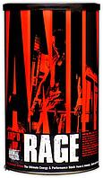 Animal Rage Universal Nutrition 44 пакетика, фото 1