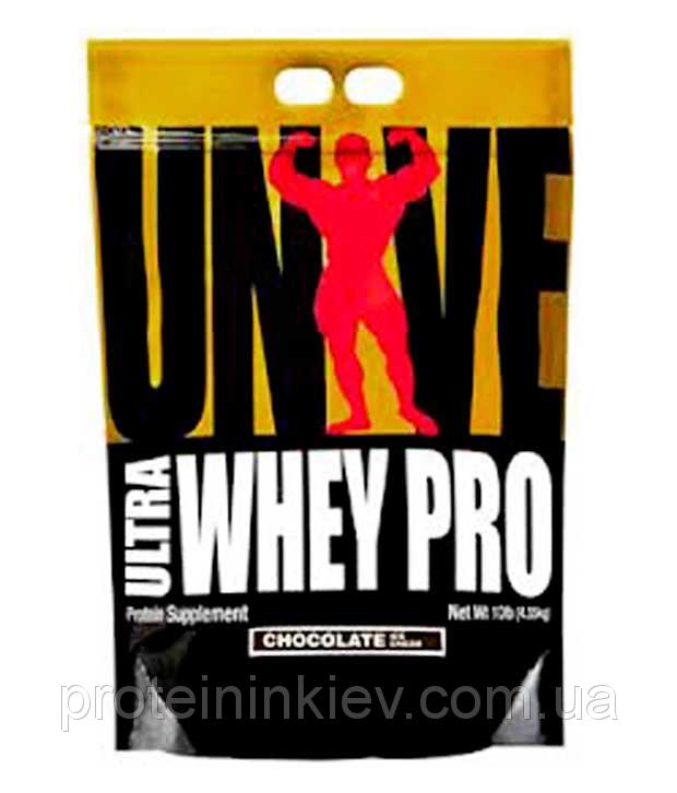 Cывороточный протеин Universal Nutrition - Ultra Whey Pro (2700 грамм)