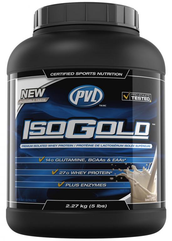 PVL Iso Gold (2200 гр.)