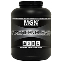 American Blend Whey Protein Muscle Gauge Nutrition 2270 грамм