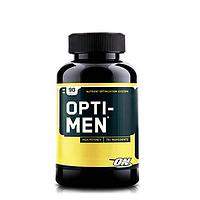 Opti-Men Nutrient Optimization System Optimum Nutrition 90 tabs.
