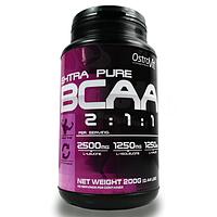 Extra Pure BCAA 2:1:1 OstroVit 200 грамм