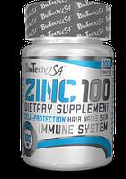 Zinc 100 BioTech USA 100 tabs.