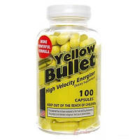 Yellow Bullet Delta Health 100 caps. (желтая пуля от дельта хелс) ***