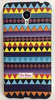 Чехол накладка Silicon Ted Baker Meizu M3 Note Zulu Фосфорная