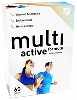 Multi Active Formula Fitness Authority 60 tabs.