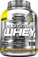 100% Platinum Whey MuscleTech 2200 грамм