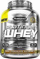 100% Platinum Whey MuscleTech 2200 грамм