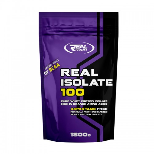 Real Isolate 100 Real Pharm (1800 гр.)