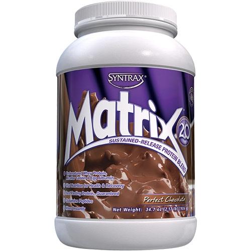 matrix многокомпонентный протеин купить