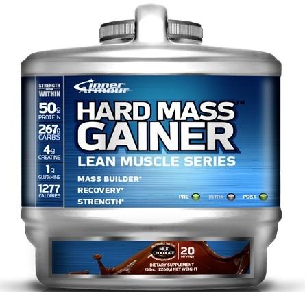 Гейнер Hard Mass Gainer Inner Armour 6800 грамм