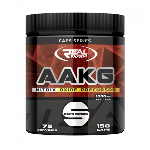 AAKG Real Pharm 150 caps.