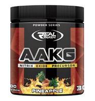AAKG Real Pharm 300 грамм (Cherry, Lemon, Orange, Pineapple)