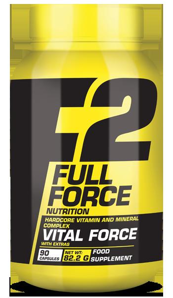 Vital Force Full Force 90 caps.