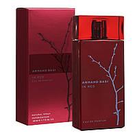 Armand Basi in red eau de parfum 50ml