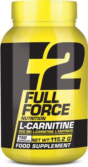 L-Carnitine F2 Full Force Nutrition 150 caps. (л-карнитин)
