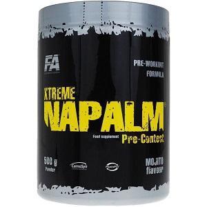 Xtreme Napalm Pre-Contest Fitness Authority 500 грамм