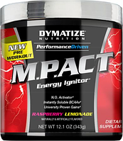 M.P.ACT Dymatize Nutrition 340 грамм