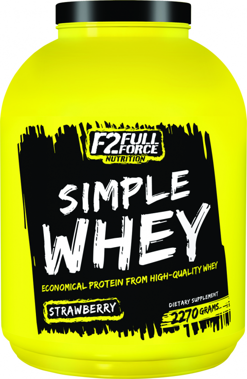 Simple Whey Full Force 1000 грамм