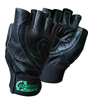 Green Style Scitec Nutrition кожаные перчатки