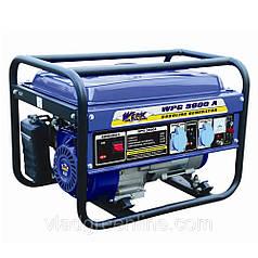 Генератор бензиновый WERK WPG3600 (2,8 кВт)