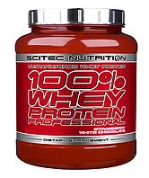 Сироватковий протеїн Scitec Nutrition - 100% Whey Protein Professional (920 г)