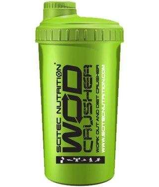 Шейкер WOD Crusher Scitec Nutrition 700 ml салатовый/bright green, 700 мл
