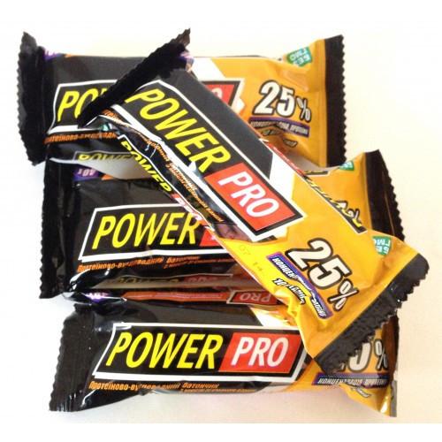 Протеиновый батончик 25% Power Pro