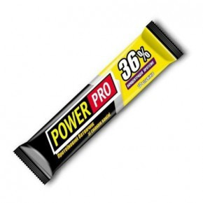 Протеиновый батончик 36% ваниль Power Pro 40 грамм