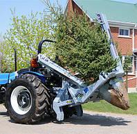 Машина для пересадки деревьев Baumalight SS330 (Канада), на трактор