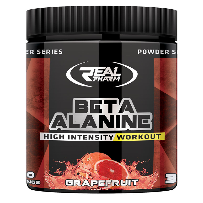 Beta Alanine Real Pharm 300 грамм