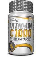 Витамины BioTech - Vitamin C 1000 (100 таблеток)