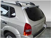 Спойлер на крышу (ляда) Hyundai Tucson 2004-09
