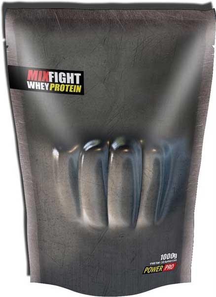 Багатокомпонентний протеїн Power Pro - Mix Fight (1000 грам)