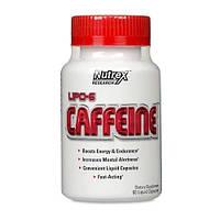 Lipo-6 Caffeine Nutrex Research 60 caps.