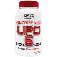 Lipo 6 Nutrex Research 240 liquid-caps.